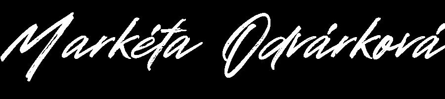 Markéta Odvárková Logo